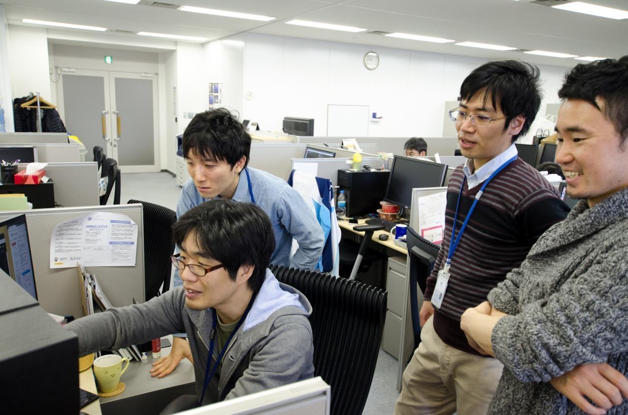 株式会社モルフォ/【ソフトウェア開発エンジニア】世界レベルのイメージングテクノロジーで、社会に貢献!