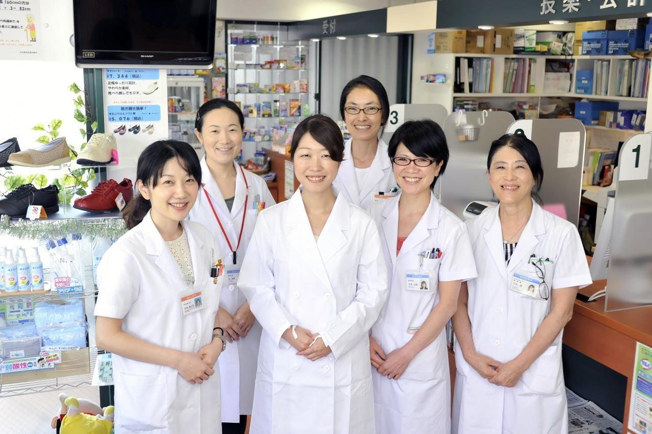 田辺薬局株式会社/【薬剤師】経験と努力に見合うポジションあり。薬剤師としてステップアップを!