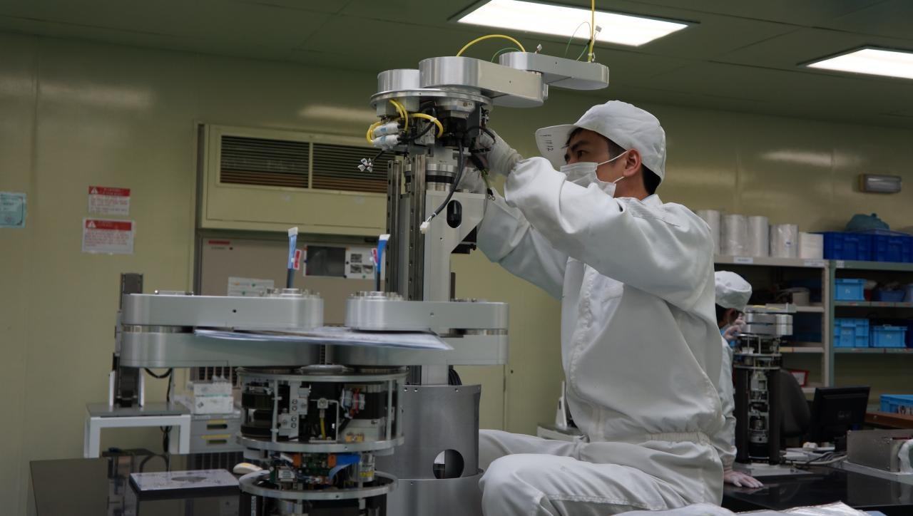 ローツェ株式会社/【製造】ロボット・装置の組立