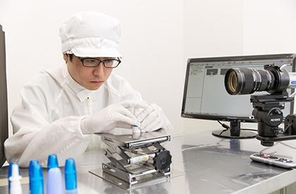 東興薬品工業株式会社/【事業統括職】医薬品外用剤の研究・開発と新製品の戦略企画部門です。
