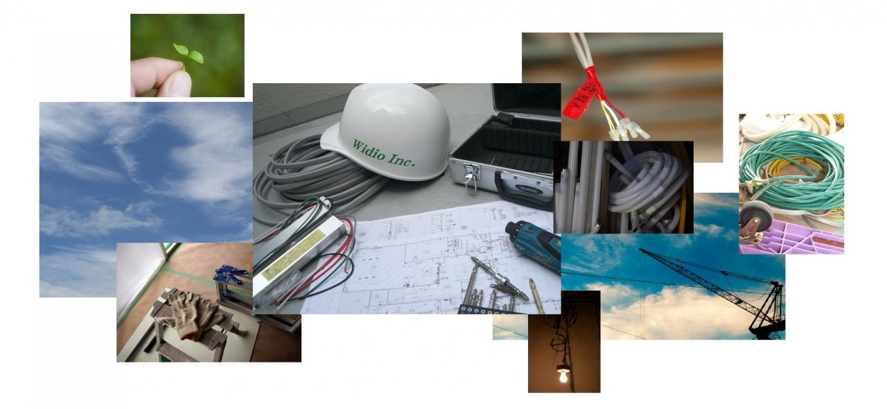 株式会社ウィディオ/【電気工事士】広島へのU・Iターン大歓迎。明かりで人々の快適な暮らしを守る仕事です!