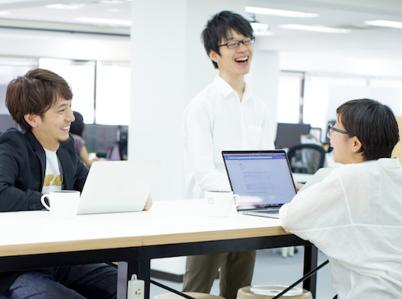 設立以来、毎年前年比200%で成長中!!2020年に100名体制、渋谷駅前への本社移転を目指します。